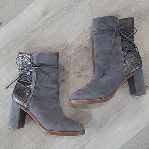 JOHNSON & MURPHY boots    size 8